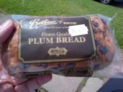 Plum bread